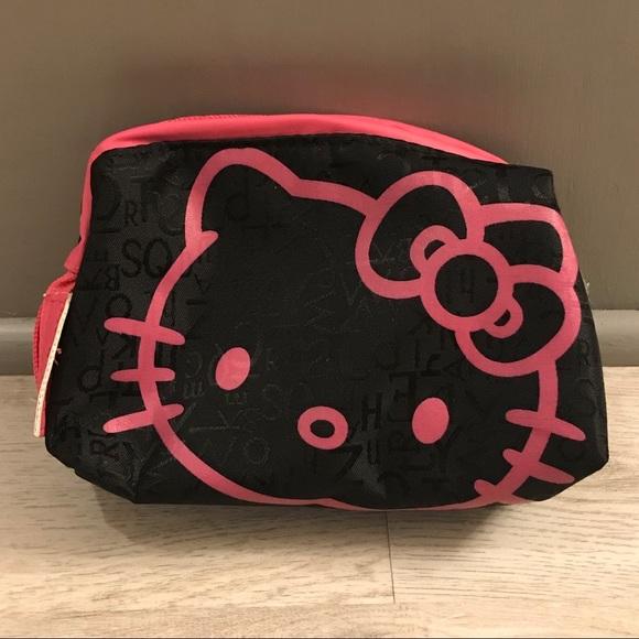 Hello Kitty Handbags - Hello Kitty Coin Purse/Makeup Bag